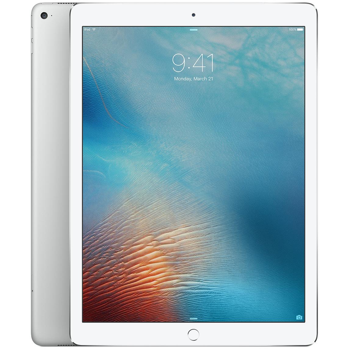 iPad Pro 12.9″ Silver 128gb WiFi+Cellular