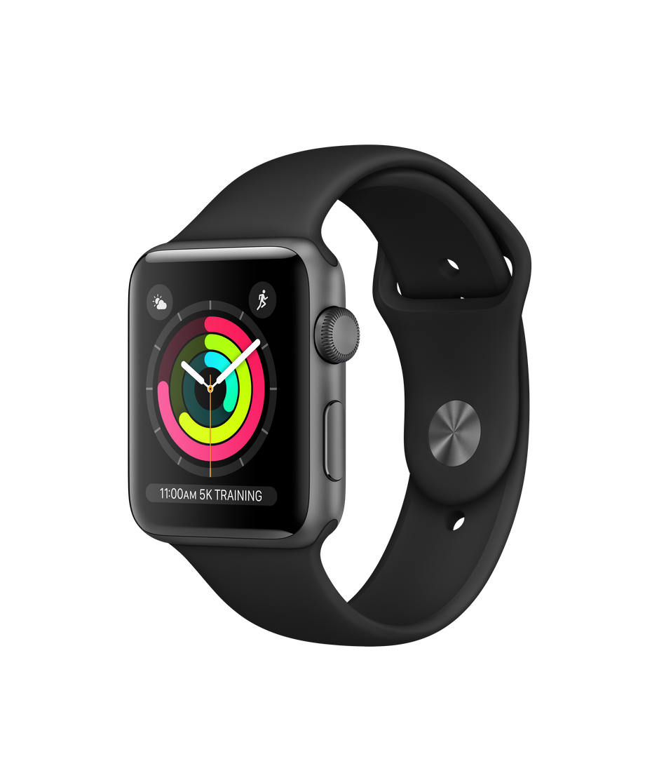 Apple Watch Series 3 Space Grey (GPS+CELL)