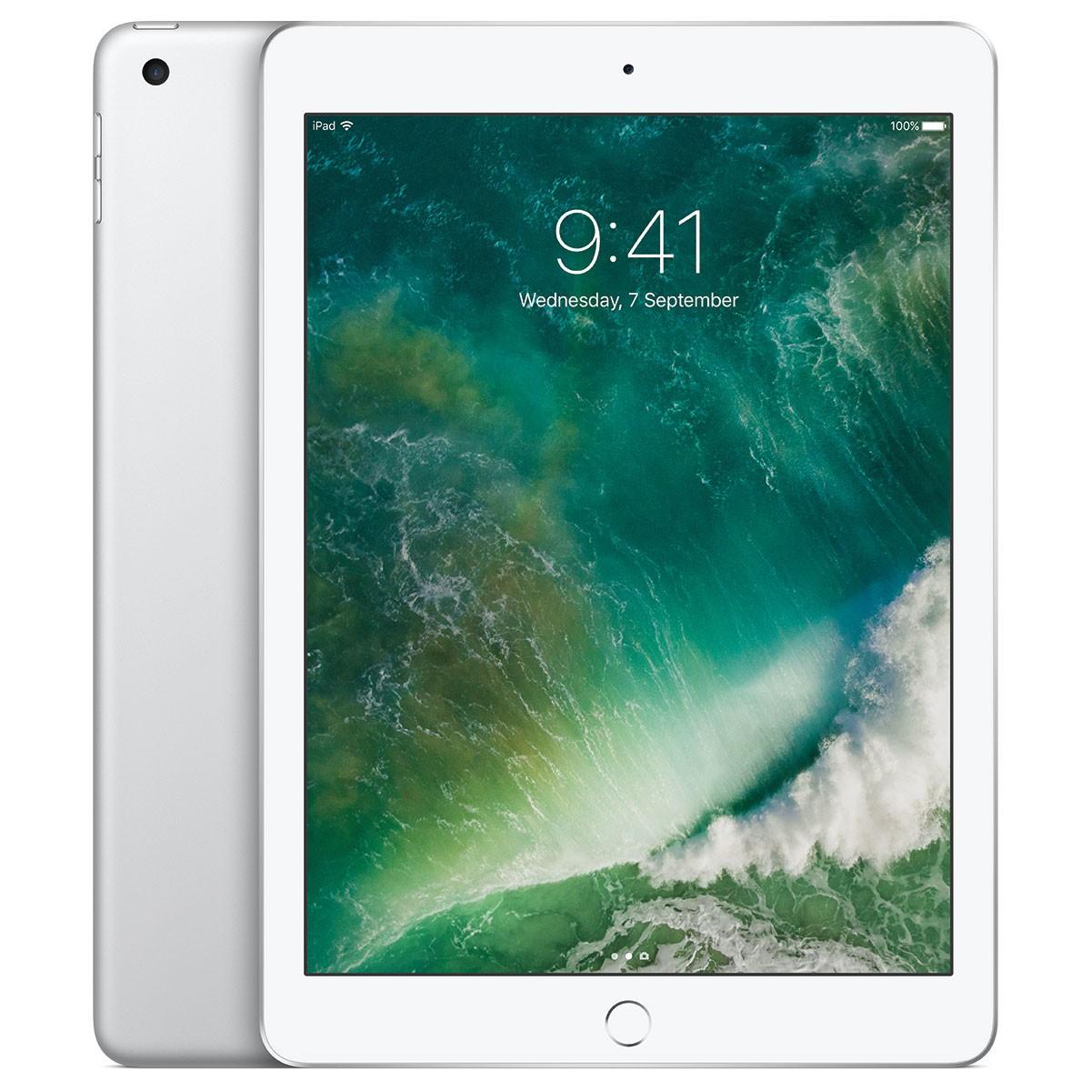 iPad (5th gen) 32GB Wi-Fi Silver
