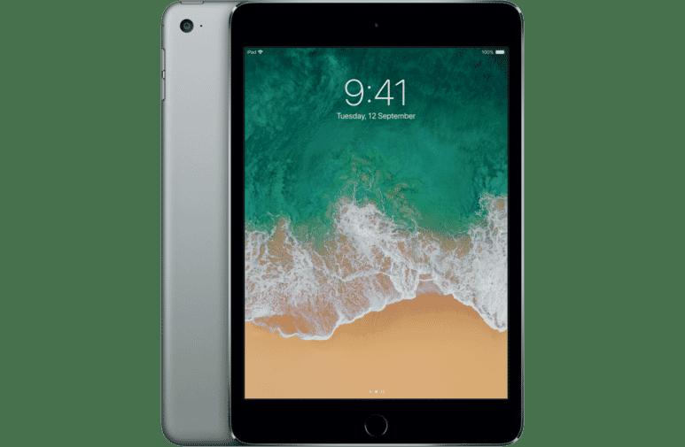 iPad mini 4 Wi-Fi 128GB – Space Grey