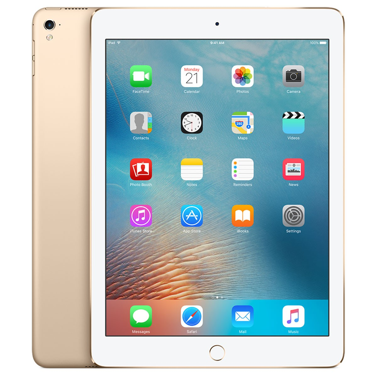 iPad Pro 9.7″ WiFi 128gb Gold