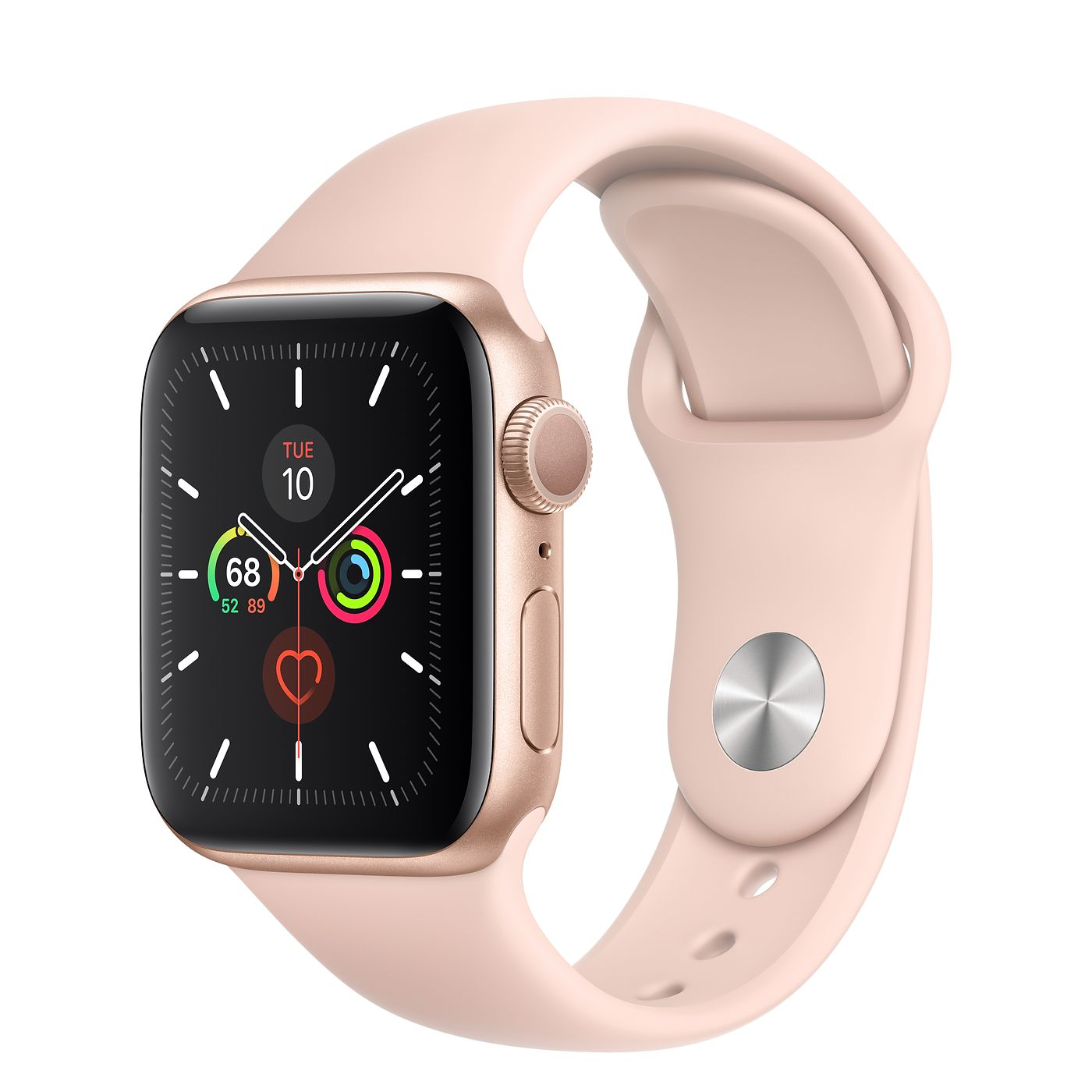 Apple Watch Series 5 40mm GPS+CELL Gold Aluminum Case